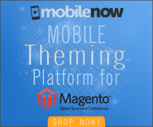 mobile now app - magento mobile theme