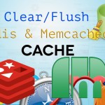 Clear/Flush Redis Cache & Memcached Data