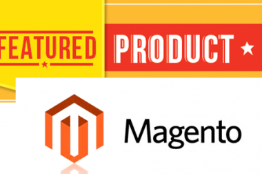 Set featured products Homepage for Magento
