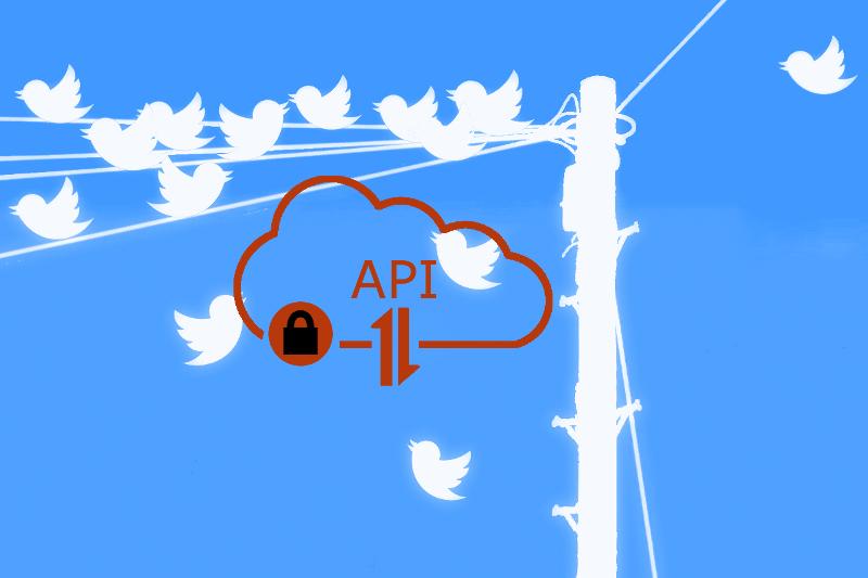 twitter api php script