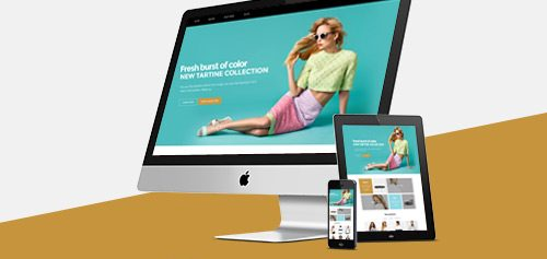 Free Magento Fashion Theme