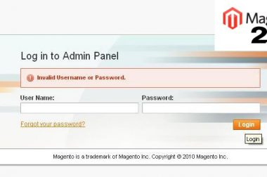 Magento Login Admin not work – Solved!